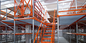 Mezzanine Floors and Storage Solutions